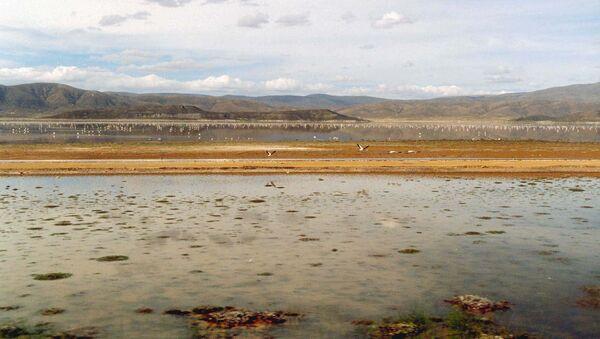 Lago Poopó - Sputnik Mundo