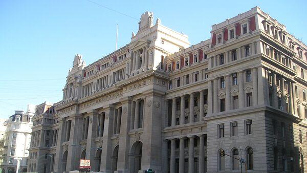 Palace of Justice, Argentina - Sputnik Mundo