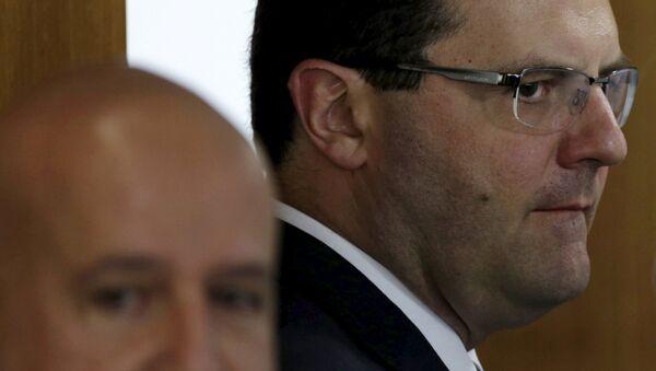 Nelson Barbosa, nuevo ministro de Finanzas de Brasil - Sputnik Mundo