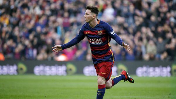 Lionel Messi, futbolista - Sputnik Mundo