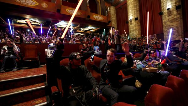 Star Wars revienta la taquilla con $500 millones en un fin de semana - Sputnik Mundo