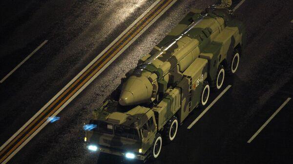 misil balístico de China - Sputnik Mundo