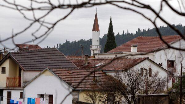 Podgorica, la capital de Montenegro - Sputnik Mundo