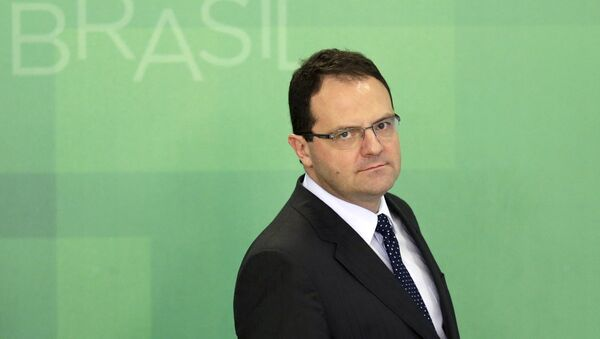 Nelson Barbosa, ministro de Finanzas de Brasil - Sputnik Mundo