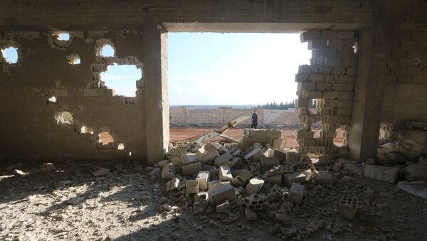 La situación en la provincia de Idlib (Siria) - Sputnik Mundo