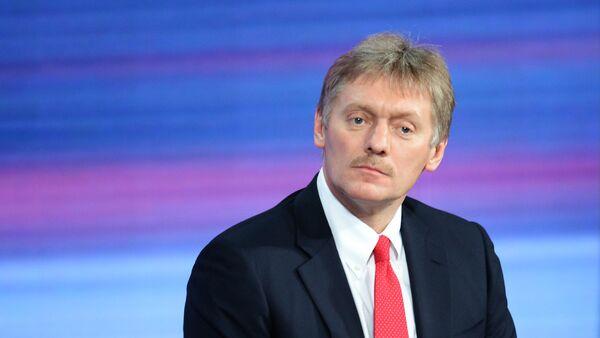 Portavoz del Kremlin, Dmitri Peskov - Sputnik Mundo