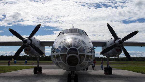 Avión An-30B - Sputnik Mundo
