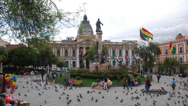 Bolivia - Sputnik Mundo