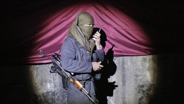 Miliciano kurdo (archivo) - Sputnik Mundo