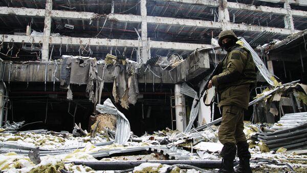 Ucrania 2015: sin guerra pero sin paz - Sputnik Mundo