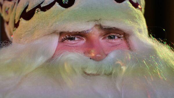 Papá Noel ruso - Sputnik Mundo