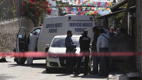 Asesinan a una alcaldesa en México a un día de la toma de posesión - Sputnik Mundo