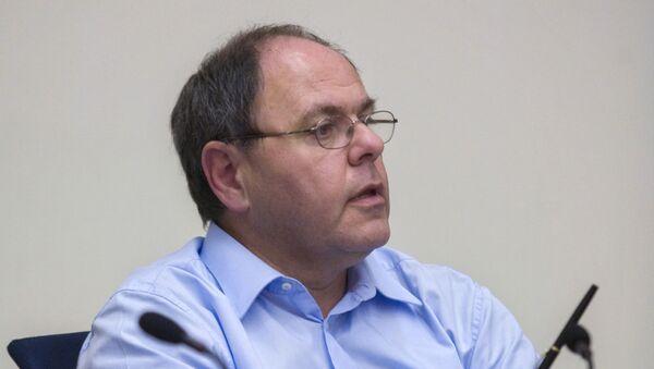 Dani Dayan, designado como embajador de Israel en Brasil - Sputnik Mundo