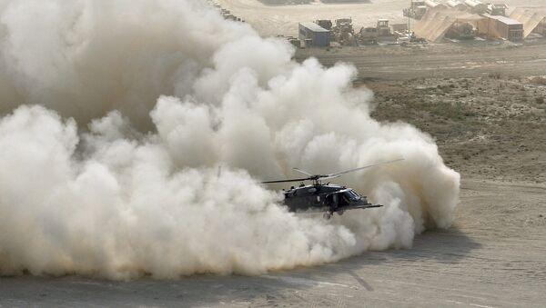 Operación de EEUU en Afganistán - Sputnik Mundo