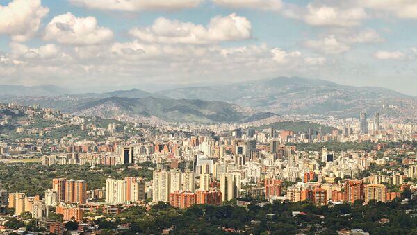 Caracas, la capital de Venezuela - Sputnik Mundo