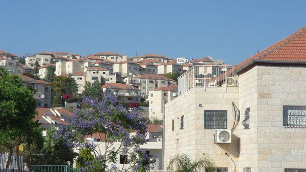 Ciudad de Beitar Illit, un asentamiento israelí al oeste de Gush Etzion - Sputnik Mundo