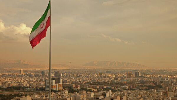 Teherán - Sputnik Mundo