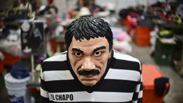 El 'Chapo' Guzmán - Sputnik Mundo