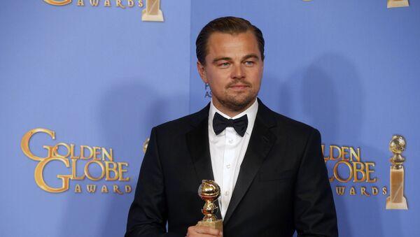Leonardo DiCaprio - Sputnik Mundo