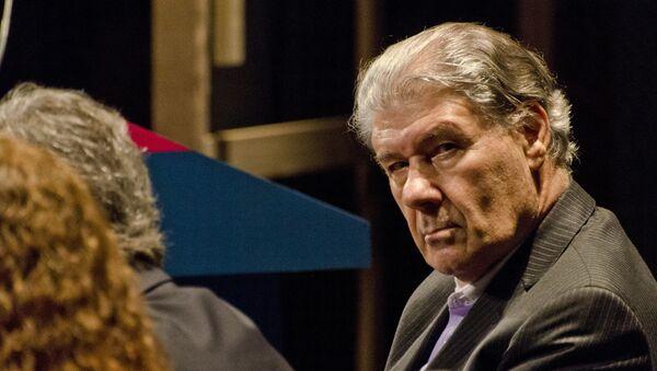 Víctor Hugo Morales, periodista argentino - Sputnik Mundo