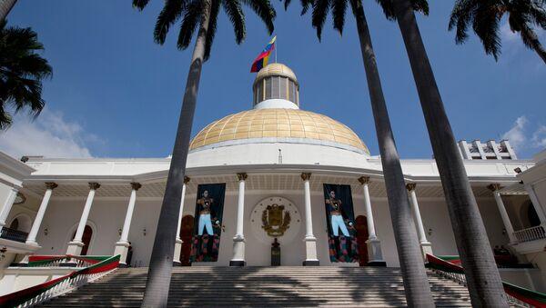 Palacio Federal Legislativo de Venezuela - Sputnik Mundo