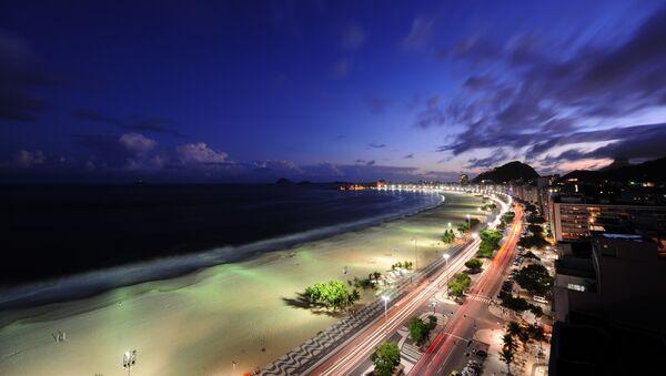 Río de Janeiro, Brasil - Sputnik Mundo
