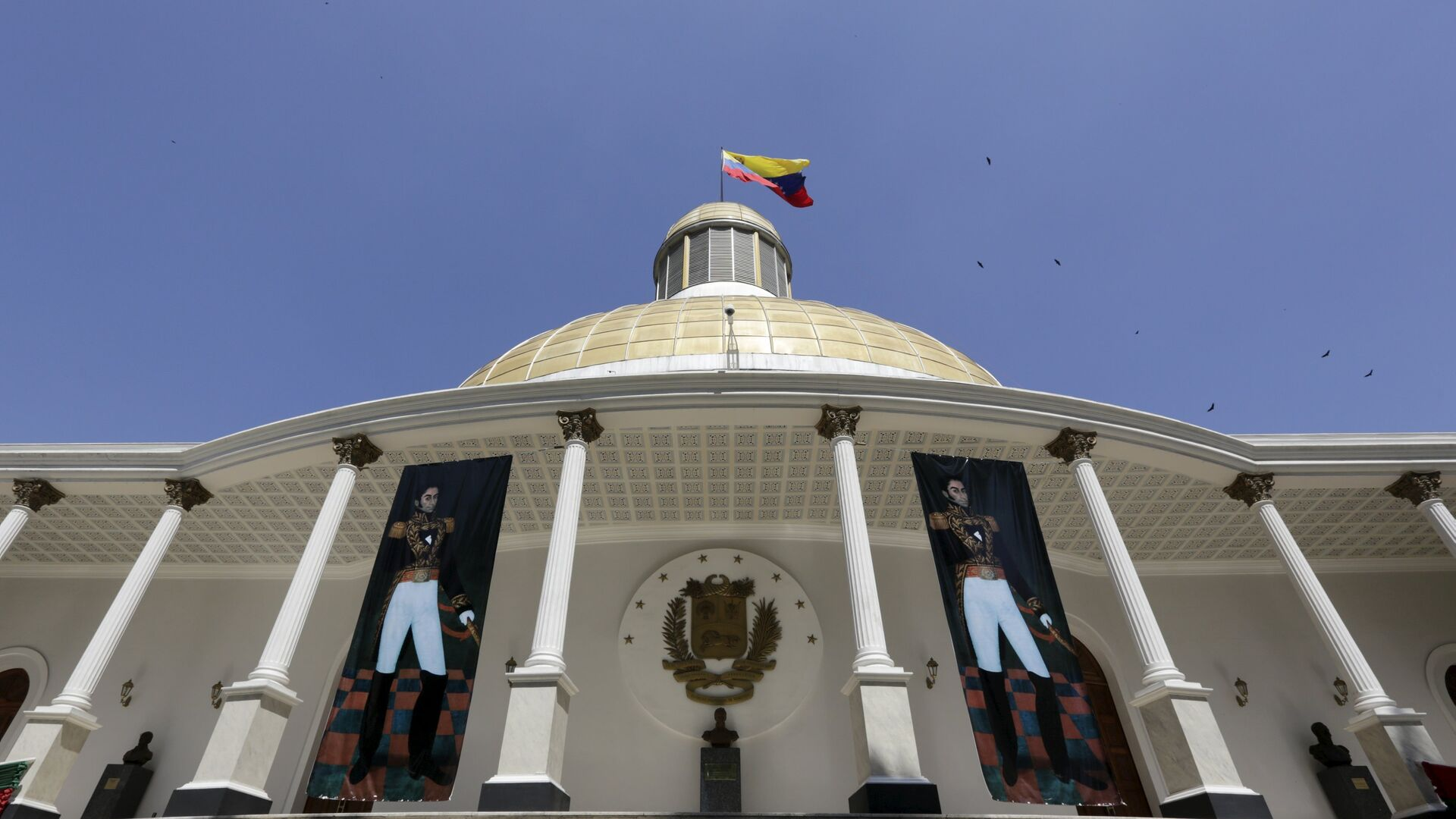 Asamblea Nacional de Venezuela - Sputnik Mundo, 1920, 04.02.2021