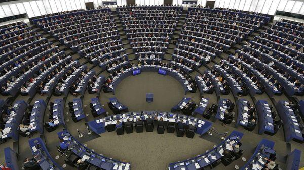 Parlamento Europeo en sesión - Sputnik Mundo