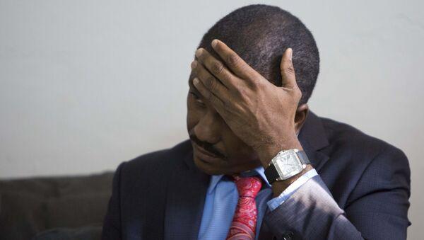 Jude Célestin, candidato opositor a la presidencia de Haití - Sputnik Mundo