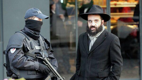 Un judío en Francia - Sputnik Mundo