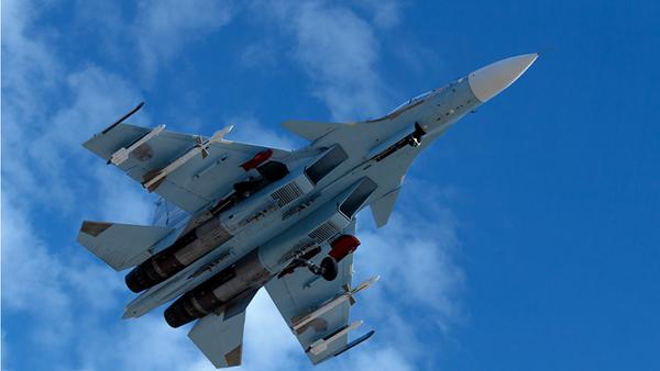 Caza ruso en la operación en Siria - Sputnik Mundo