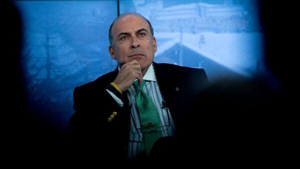 Muhtar Kent, director ejecutivo de la compañía internacional de gaseosas Coca Cola - Sputnik Mundo