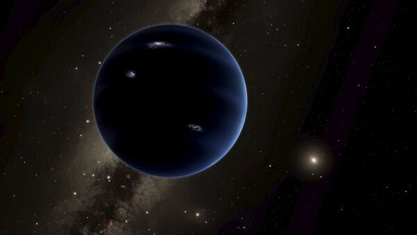 El sistema solar (imagen ilustrativa) - Sputnik Mundo