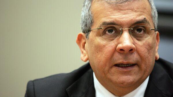 Rodrigo Cabezas, exministro de Finanzas y asesor gubernamental de Venezuela - Sputnik Mundo