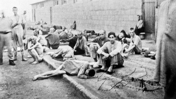 Campo de concentración de Mauthausen-Gusen (archivo) - Sputnik Mundo