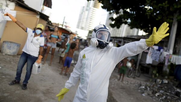Lucha contra Zika en América Latina - Sputnik Mundo