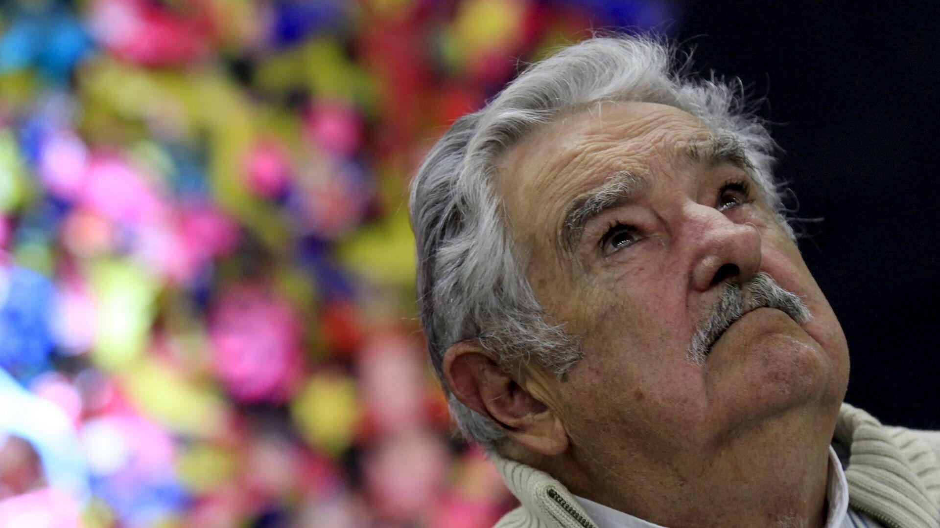 El expresidente uruguayo José 'Pepe' Mujica (2010-2015) - Sputnik Mundo, 1920, 16.09.2021