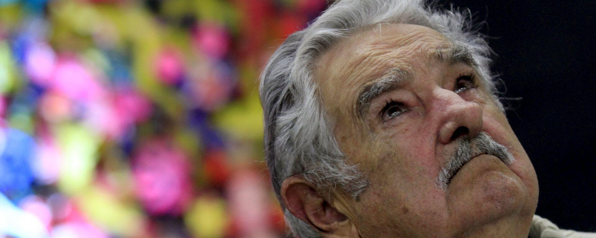 El expresidente uruguayo José 'Pepe' Mujica (2010-2015) - Sputnik Mundo, 1920, 13.04.2021