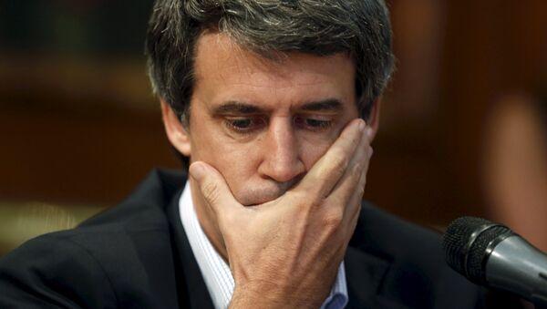 Alfonso Prat-Gay, el ministro de Hacienda y Finanzas de Argentina - Sputnik Mundo