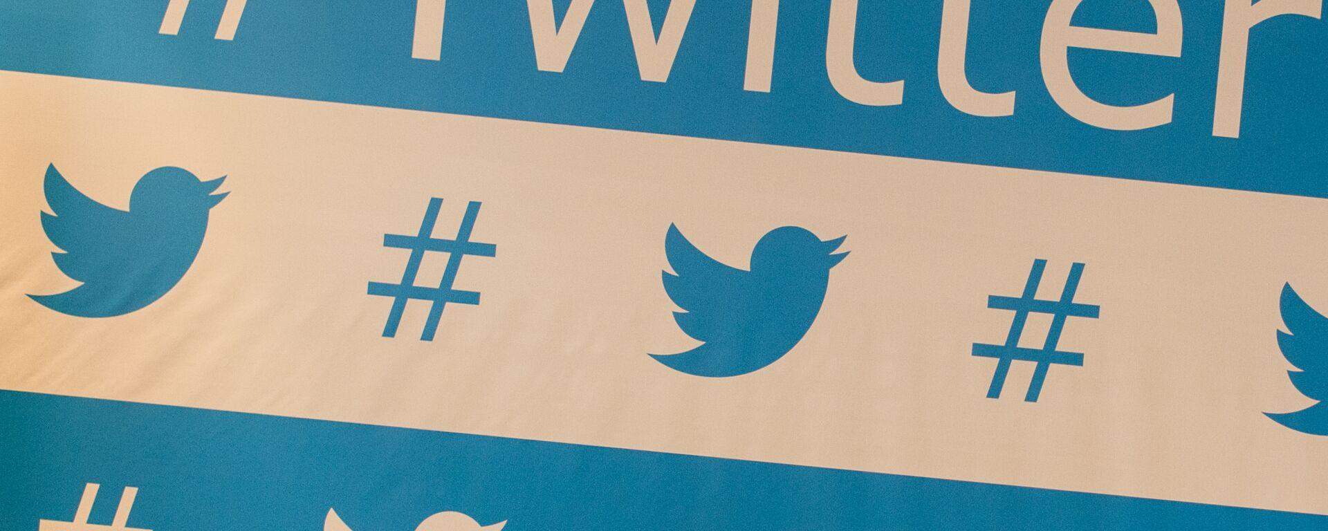 Logo de Twitter - Sputnik Mundo, 1920, 01.03.2021
