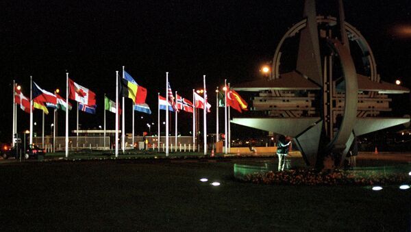 La sede de la OTAN - Sputnik Mundo