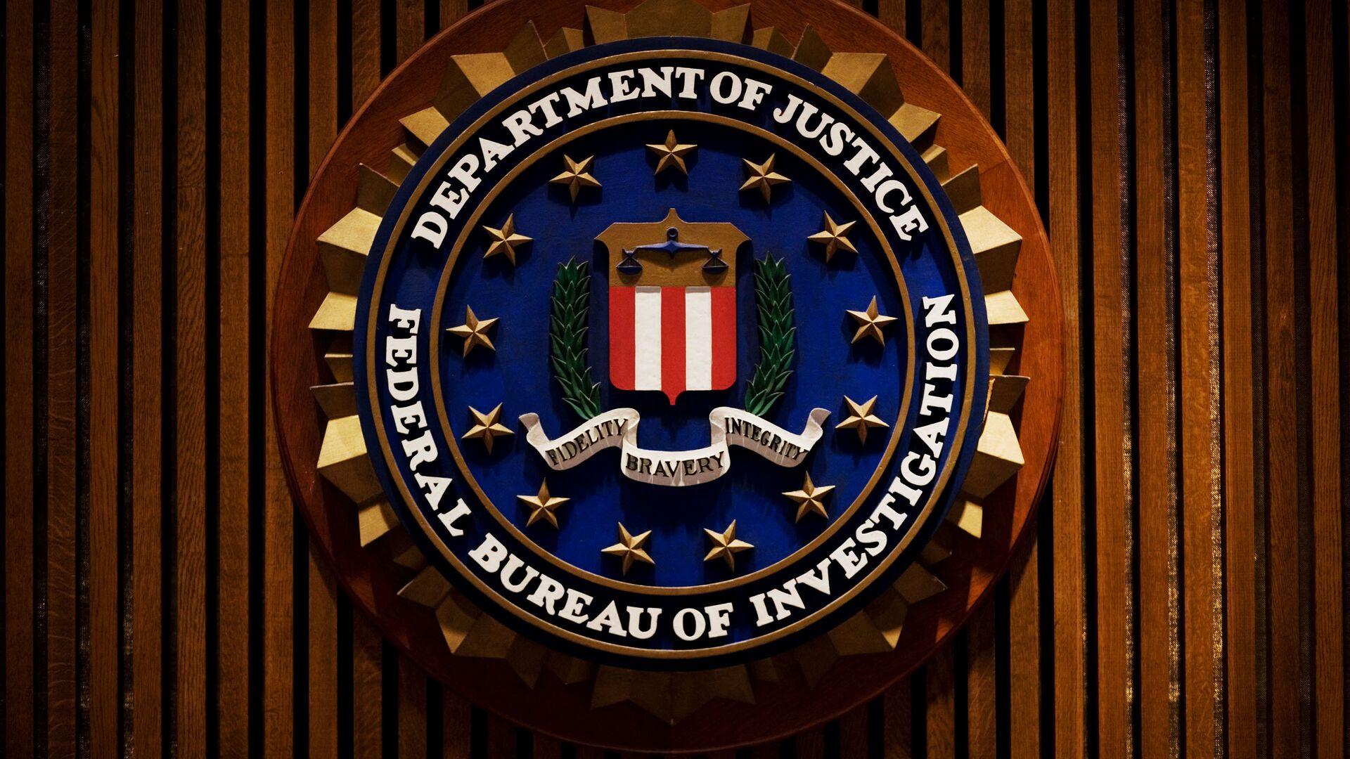 Federal Bureau of Investigation(FBI)  - Sputnik Mundo, 1920, 29.07.2021