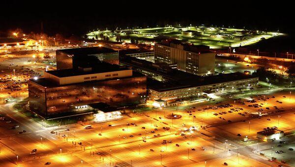 Sede de laAgencia de Seguridad Nacional - Sputnik Mundo