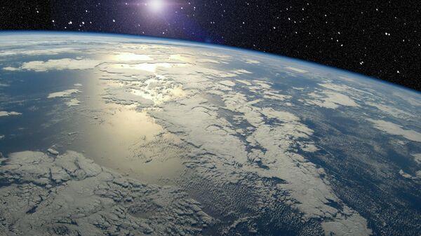 Vista de la Tierra desde el espacio (archivo) - Sputnik Mundo