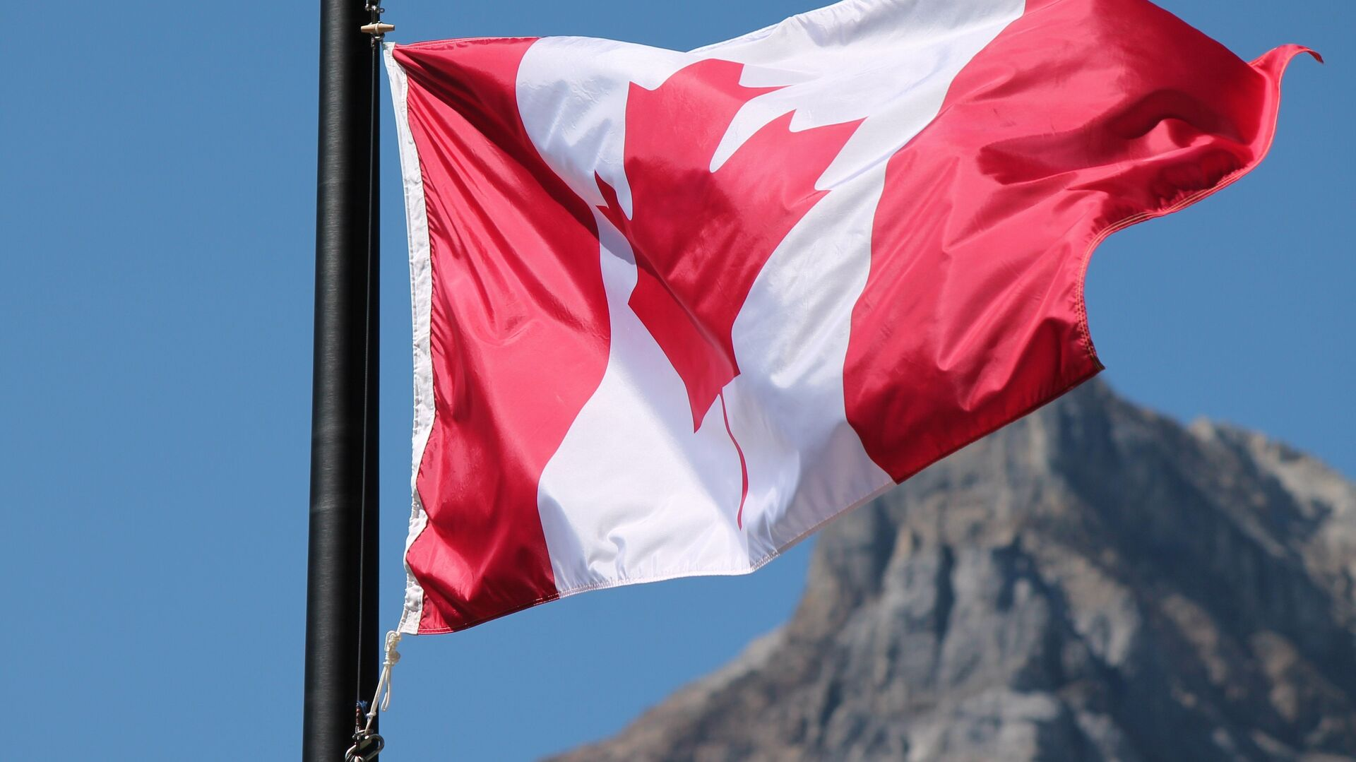 Bandera de Canadá - Sputnik Mundo, 1920, 30.03.2021