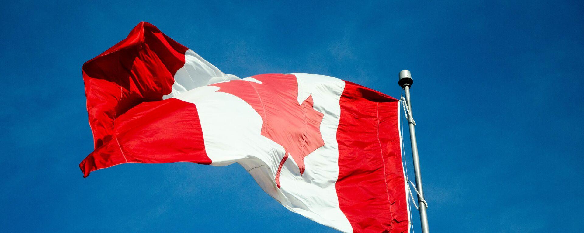 Bandera de Canadá - Sputnik Mundo, 1920, 24.03.2021