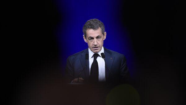 Nicolas Sarkozy, expresidente de Francia - Sputnik Mundo