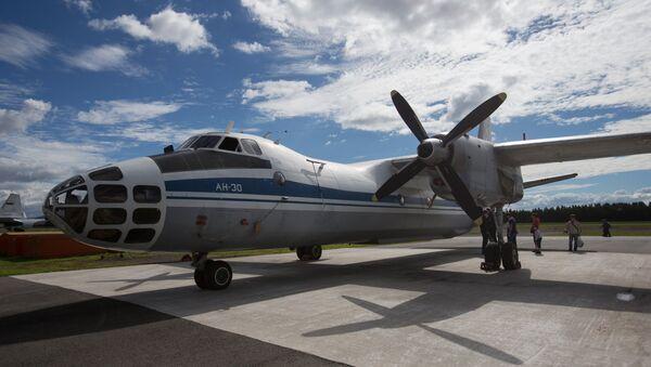 An-30B - Sputnik Mundo