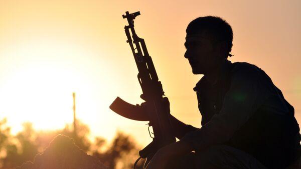 Milicias kurdas y sirias toman el control de la estratégica Al Shadadi - Sputnik Mundo