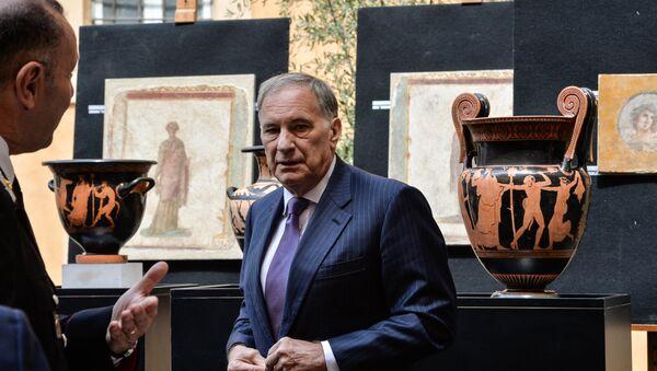 John Phillips, embajador de EEUU en Italia - Sputnik Mundo